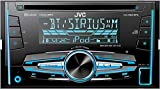 JVC KW-R920BTS Built-in Bluetooth/Satellite Radio-Ready in-Dash...
