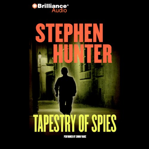 Tapestry of Spies cover art