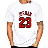 Siete Lobo Michael Jordan Chicago Bulls 23Camiseta