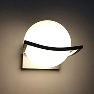 ZKS-KS Outdoor Wall Lamp Indoor Metal Wall Light Sconces Wall Decor For Hallway Living Room Stairway Wall Lights (Color : ...