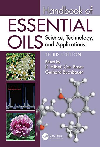 Handbook of Essential Oils: Science, Technology, and Applications (English Edition)