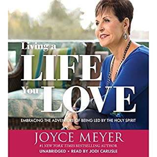 Living a Life You Love audiobook cover art