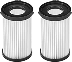 Replacement HEPA Filter for iwoly v600 600W Vacuum Cleaner, 2 Pack