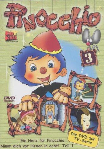 3 - Ein Herz für Pinocchio / Nimm dich vor Hexen in acht!