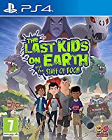 The Last Kids On Earth and The Staff Of Doom (PS4) (輸入版)