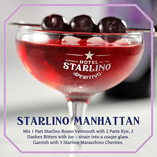 Starlino Rosso Vermouth – italienischer roter Wermut - 6