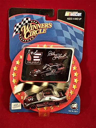 2003 Dale Earnhardt #3 DEI Foundation 1/64 NASCAR Diecast . . . Includes Colllector's Card . . . Winner's Circle