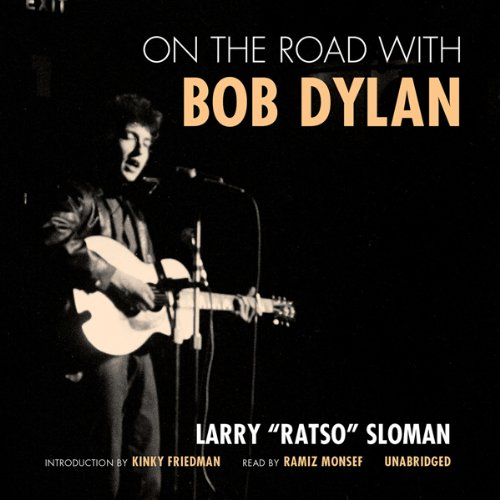 On the Road with Bob Dylan cover art