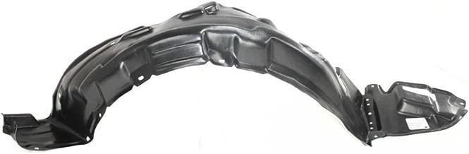 Splash Shield Front Right Side Fender Liner Plastic for COROLLA 03-08