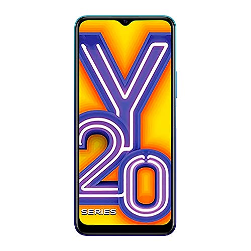 Vivo Y20A 2021 (Nebula Blue, 3GB RAM, 64GB Storage) with No Cost EMI/Additional Exchange Offers
