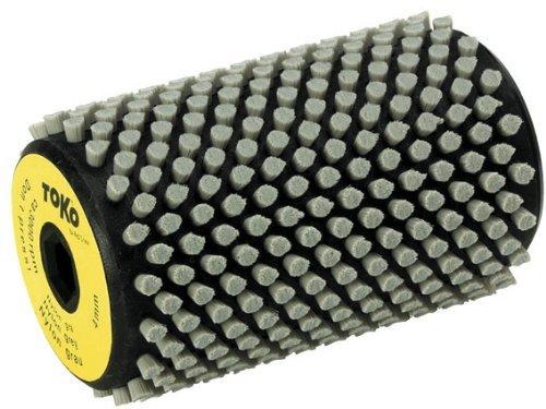 TOKO(トコ) スノーボード スキー用 チューニング ナイロン ロータリーブラシ 4mm 5542525