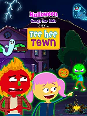 Halloween Songs for Kids by Teehee Town