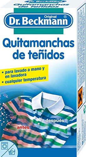 Dr.Beckmann - Quitamanchas Teñidos A Mano