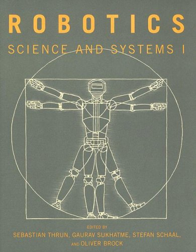Thrun, S: Robotics - Science and Systems 1 (Mit Press)