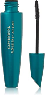 Covergirl Flourish Blast Mascara, Black 805, 0.4 Ounce