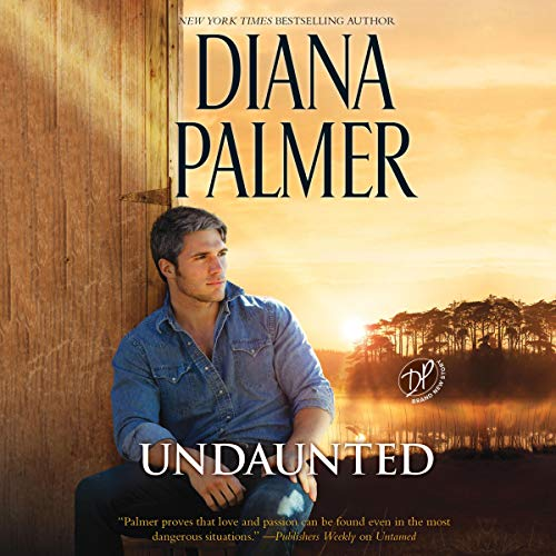 Undaunted Audiobook By Diana Palmer cover art