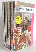 Totalement jumelles 5 volumes : oh la menteuse ! - casting de rêve - amour secret - trop beau pour être vrai - Garçons sous hypnose. ( tomes: 1.3.6.14 + bonus )