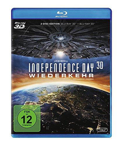 Independence Day: Wiederkehr [3D Blu-ray]