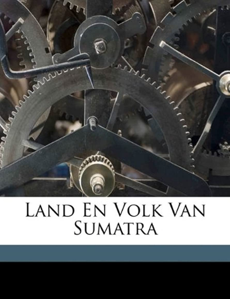 Land En Volk Van Sumatra (Dutch Edition)