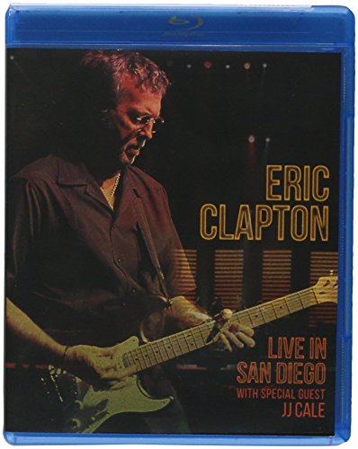 Eric Clapton-Live in San Diego with Special Guest JJ Cale [Blu-Ray]