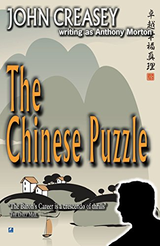The Chinese Puzzle: The Baron & The Chinese Puzzle (English Edition)