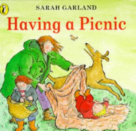 Having a Picnic (Puffin playschool books)