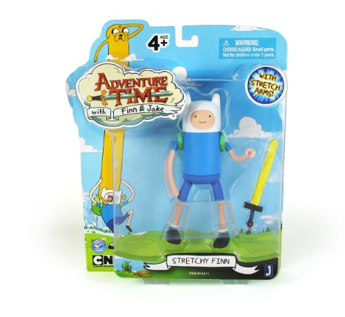 "Adventure Time 5"" Finn with Accessories"