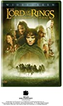 The Lord of the Rings: The Fellowship of the Ring (Two-Disc Widescreen Theatrical Edition) by New Line Home Video by Peter Jackson