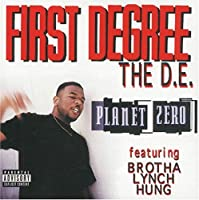 Planet Zero by FIRST DEGREE THE D. E. (2013-05-03)