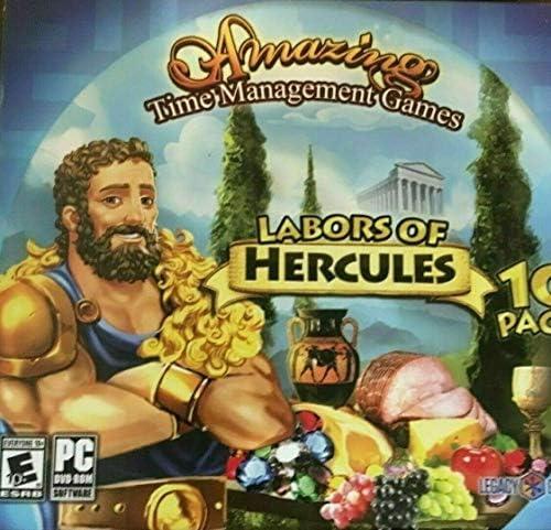 Labors of Hercules 10 Pack and Alicia Quatermain product image