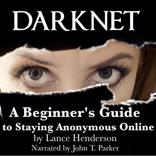 Darknet audiobook cover art
