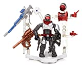 Mega Bloks Destiny Hunter Starwinder Armory Building Set