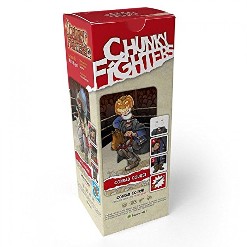 Robin Red Games - Chunky Fighters starter de base 2
