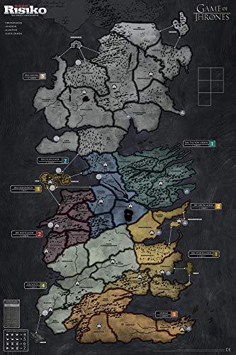Risiko Game of Thrones – Die Gefecht Edition für Fans und Serienjunkies! - 5