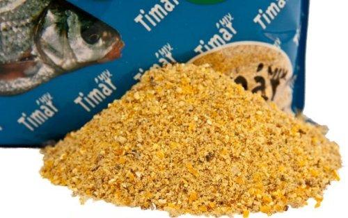 Timar Mix Futter Plus Serie 1kg Karpfen Honig Futter Angelfutter Grundfutter Karpfenfutter