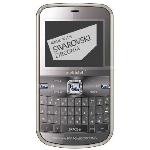 Mobistel EL540Dual White-Silver QUERTY 3,2 Mpixel