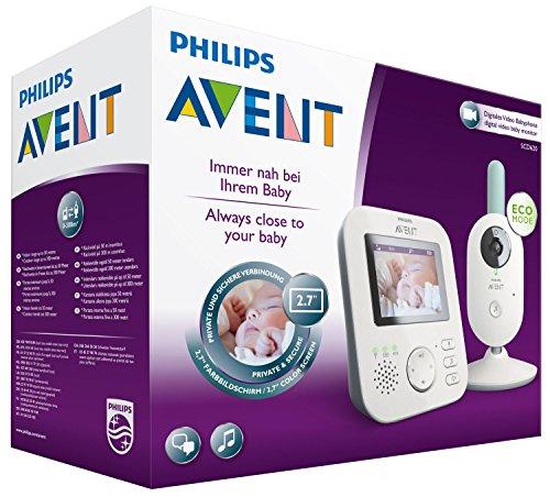 Philips Avent SCD620/26 Video-Babyphone - 7