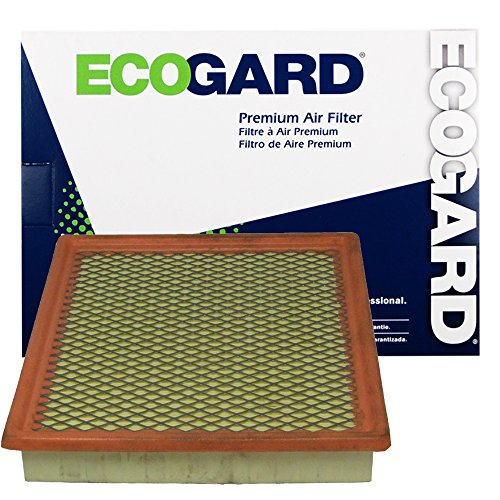 ECOGARD XA5568 Premium Engine Air Filter Fits Ford Mustang 4.0L 2005-2010, Mustang 4.6L 2005-2009