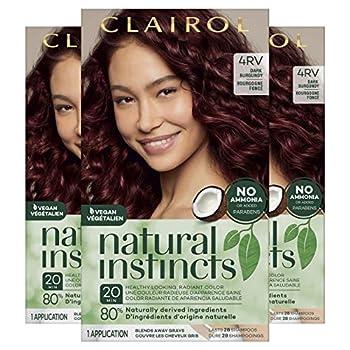 Best burgundy natural hair Reviews