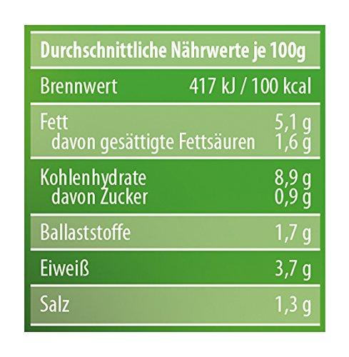 Buss Jägertopf - Nudeln mit Fleischklößchen und Champignons, 12er Pack (12 x 300 g) - 3