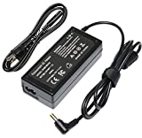 19V 3.42A 65W Laptop Adapter Charger for Toshiba Satellite C55 C655D L15W L755 L755D Toshiba Portege Z30 Z930 Z830 Satellite Radius 11 14 15 5.5X2.5mm AC Power Supply Cord