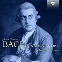 Bach: Six Sonatas, Op. 17 by Bart van Oort (2014-03-04)