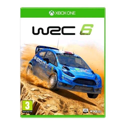 Ubisoft WRC 6 Nintendo Speicherkarte