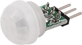 uxcell a15032000ux0258 Mini Pyroelectric PIR Sensor Module Manual Motion Infrared IR Detector