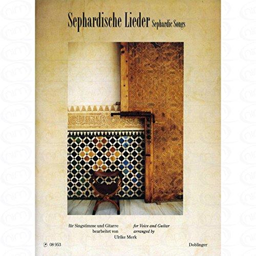 Sephardische liedjes - gearrangeerd voor zang en andere bezetting - gitaar [noten/Sheetmusic]