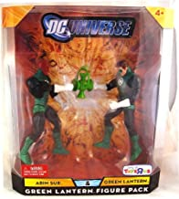 DC Universe Infinite Heroes Collector Abin Sur / Green Lantern Figures 2-Pack by Mattel