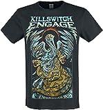 Photo de Killswitch Engage Amplified Collection - Crane T-Shirt Manches Courtes Noir L