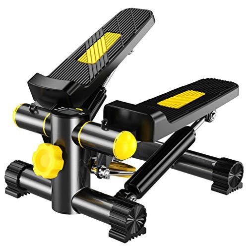 Yangyang Up-Down-Stepper,Mini Stepper con Power Ropes,per L'Arrampicata della Gamba Calma Dragon Stepper per L'Esercizio di Glutei E Cardiocircolatori Ideale per Principianti E Avanzati