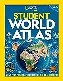 world atlas book - National Geographic Student World Atlas, 5th Edition