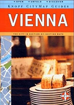 Knopf CityMap Guides Vienna: The City in Section-By-Section Maps